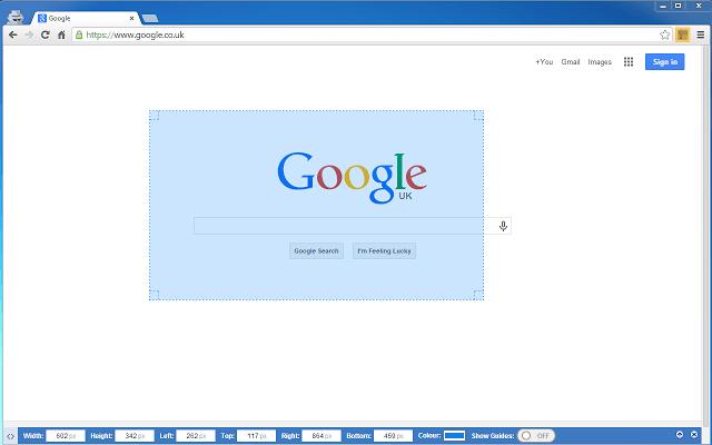 Jak zmierzyć szerokość obrazka w pikselach na stronie?
