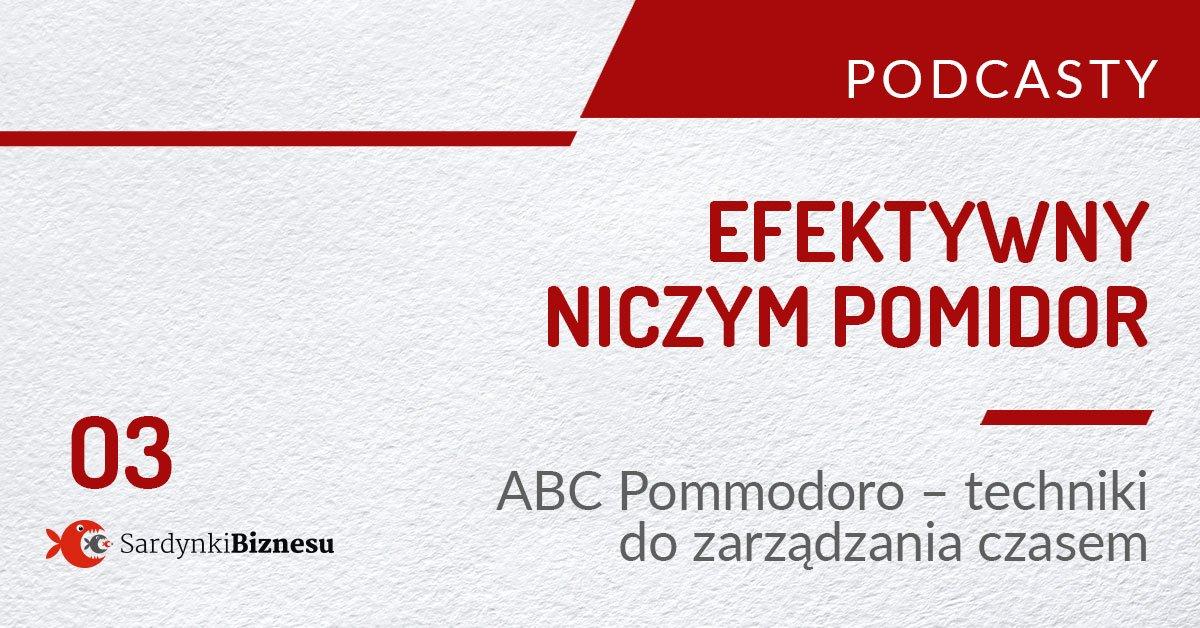 Pommodoro – zarządzanie czasem FB