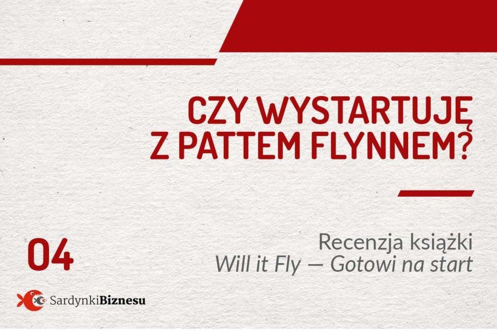 Recenzja książki will it fly