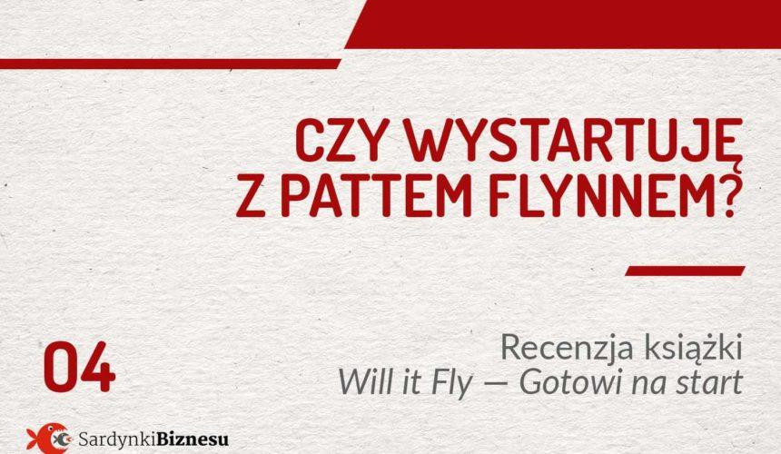 """Czy wystartuję z Pattem Flynnem? Recenzja książki """"Gotowi na Start"""""""