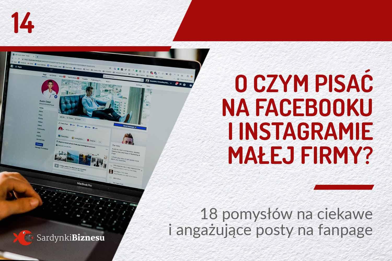 Jak przygotować fajne posty na facebooka