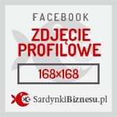 Rozmiar zdjęcia profilowego na facebooku.