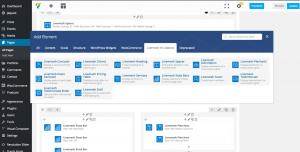 Możesz przygotować szablon www, korzystając z edytora gotowego strony.