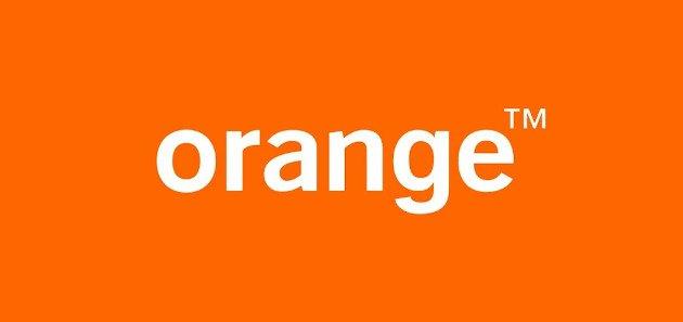 Dostawca internetu mobilnego Orange.
