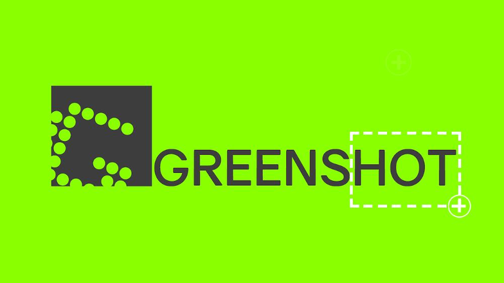 Program do zrzutów ekranu - Greenshot.