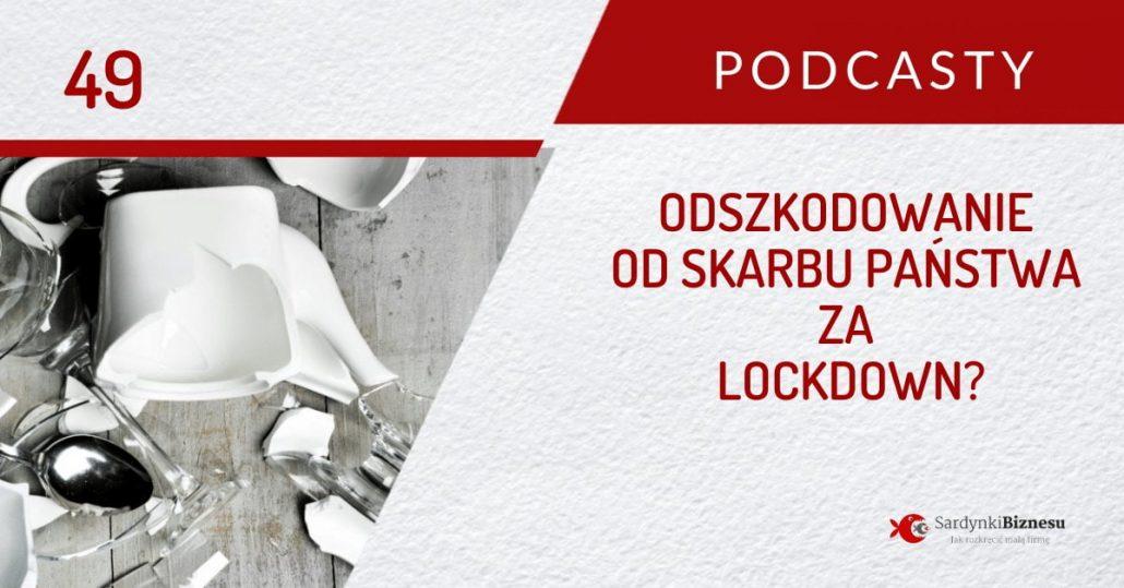 Odszkodowanie za lockdown i zamknięcie firmy - najważniejsze informacje