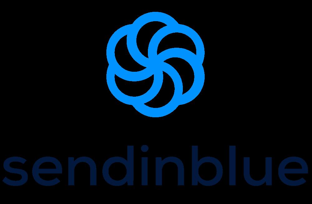 Program do wysyłki newsletterów Sendinblue.