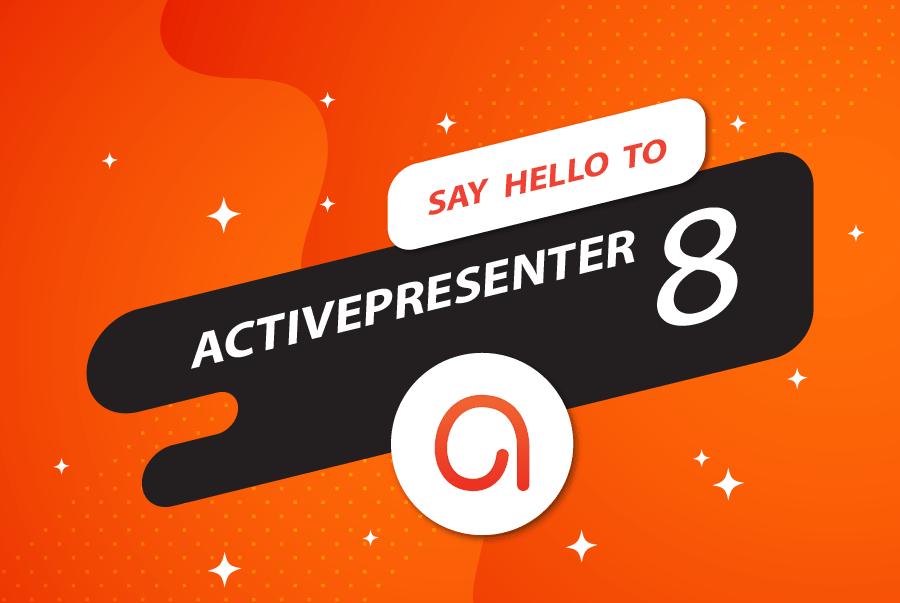 Program do nagrywania gier, prezentacji oraz szkoleń ActivePresenter 8.