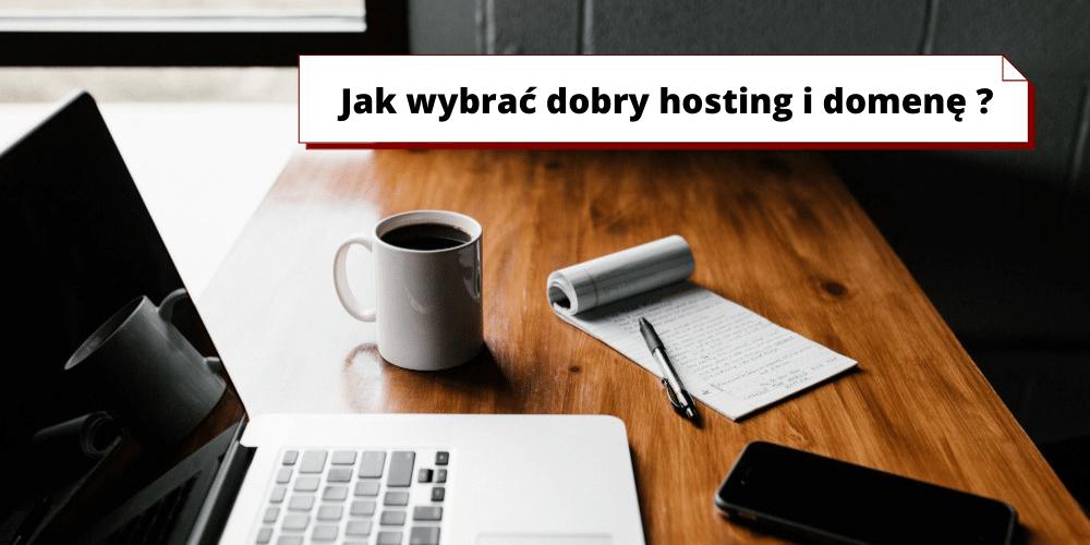 Jaki hosting i domenę wybrać dla firmowej strony internetowej.