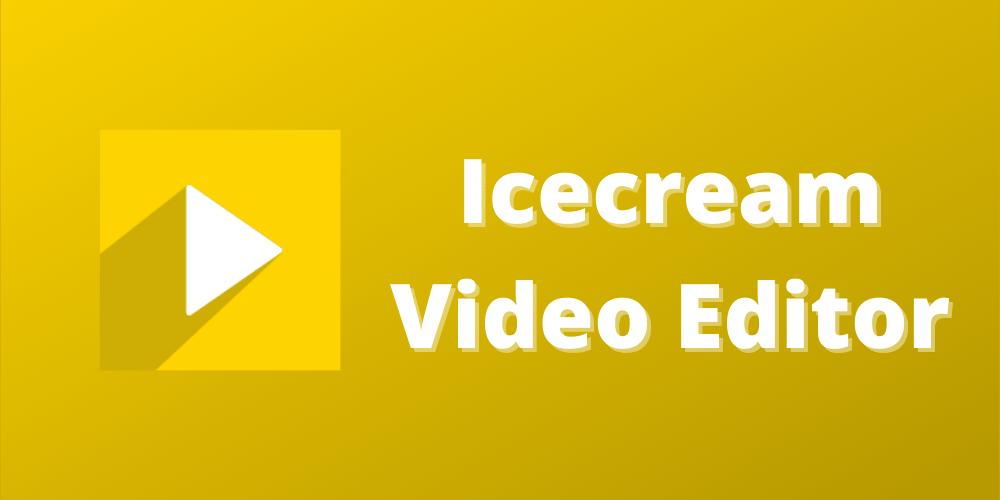 Łatwy program do montażu filmów. Montuj 5 minutowe filmy w zupełności za darmo z Icecram Video Editor.
