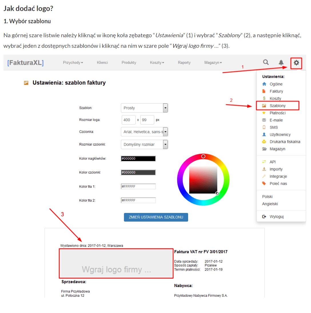 Jak wystawić fakturę krok po kroku w FakturaXl.