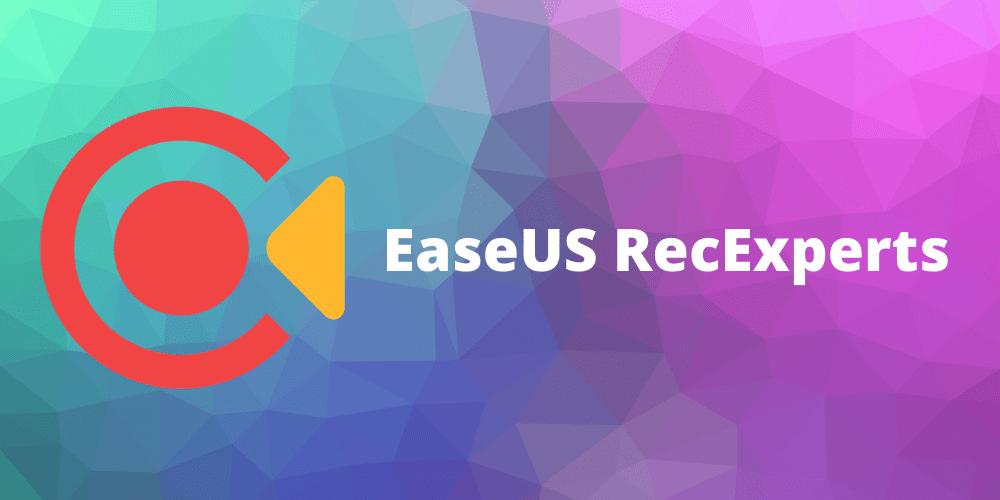 Program do nagrywania ekranu i dźwięku EaseUs RecExperts. Kompleksowa aplikacja do nagrywania pulpitu.