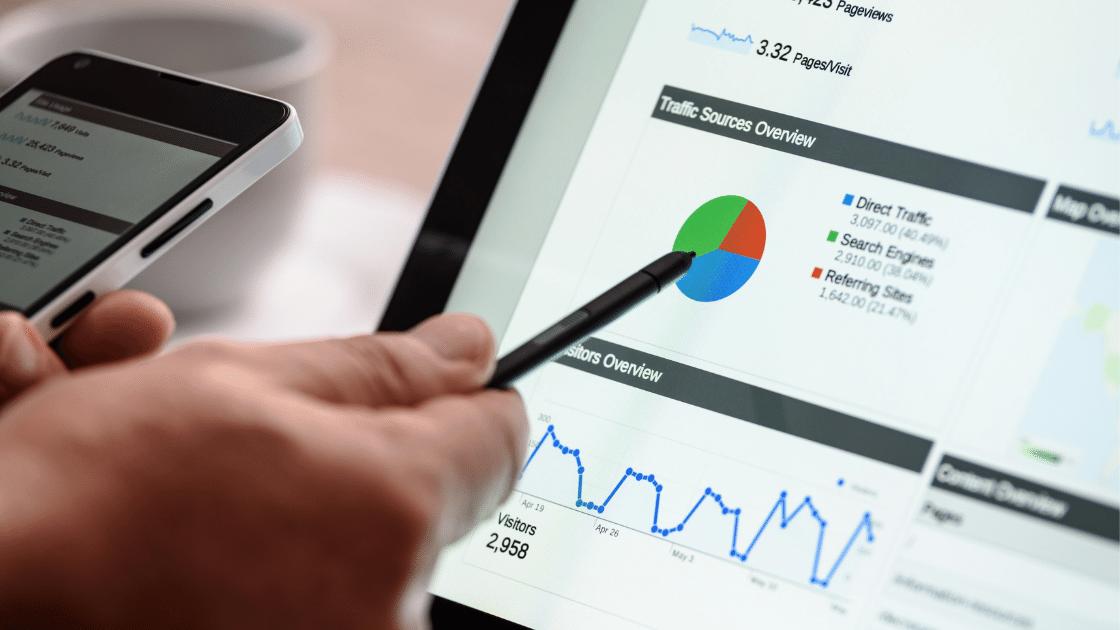 Praca zdalna w domu i własna firma - analityk Google analitycs.